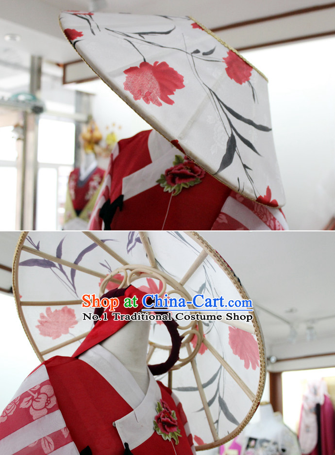 Korean Ancient Hat for Women