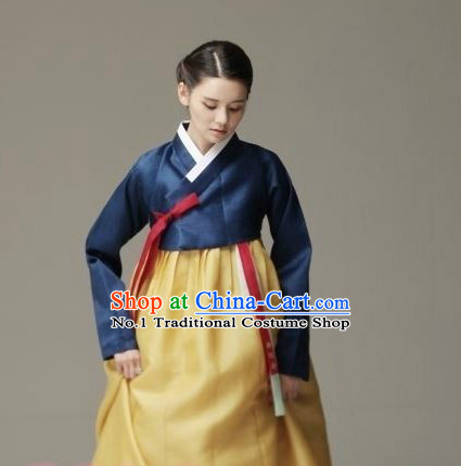 Traditional Korean Traditional Clothing for Beauties