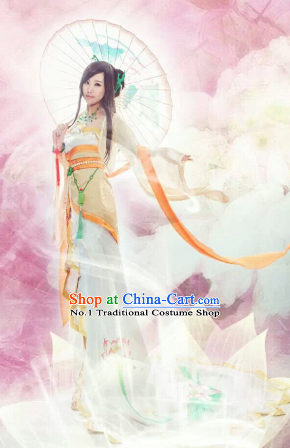 Chinese Costumes Traditional Clothing China Shop Fairy Cosplay Halloween Costumes