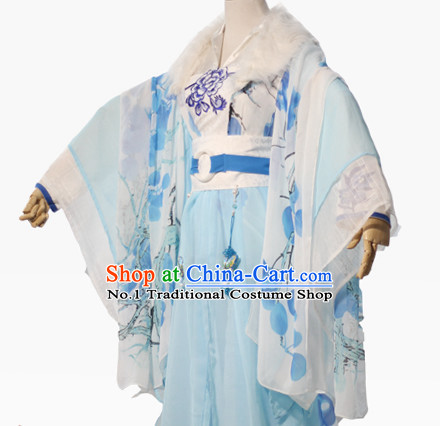 Chinese Costume Asian Fashion China Civilization Medieval Costumes Carnival Halloween Costume