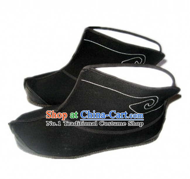 Handmade Chinese Traditional Fabric Shoes online Shopping Footwear