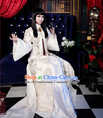 Asian Fashion Cosplay Witch Costumes Complete Set
