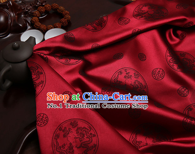 Chinese Traditional Classical Brocade Fabric