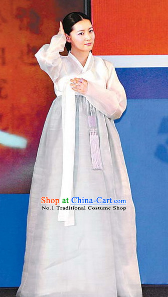 Korean National Dress Costumes Traditional Costumes for Women
