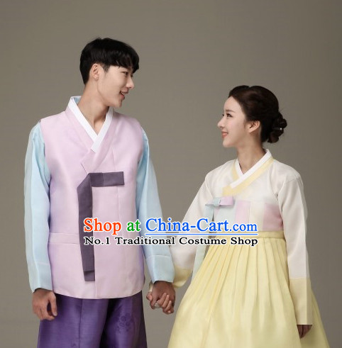 Korean Husband and Wife National Costumes Traditional Costumes Hanbok online Shopping