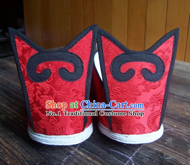 Chinese Ancient Style Handmade Shoes for Women