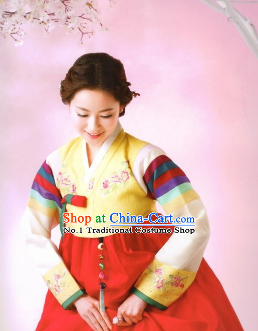 Korean Mother Traditional Clothes Hanbok Dress online Shopping Free Delivery Worldwide