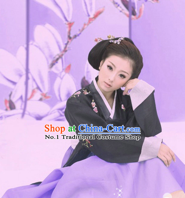 Korean Traditional Dance Costumes for Girls