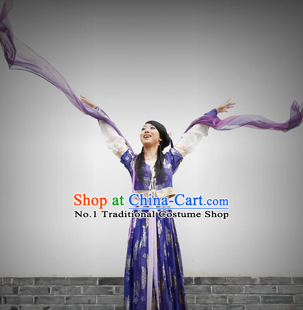 Chinese Traditional Clothing Chinese Ancient Dancer Costume Free Delivery Worldwide