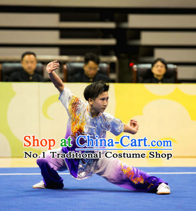 Top Chinese Martial Arts Competition Uniform Kung Fu Suit Mantis Boxing Monkey Fist Gongfu Uniforms for Women