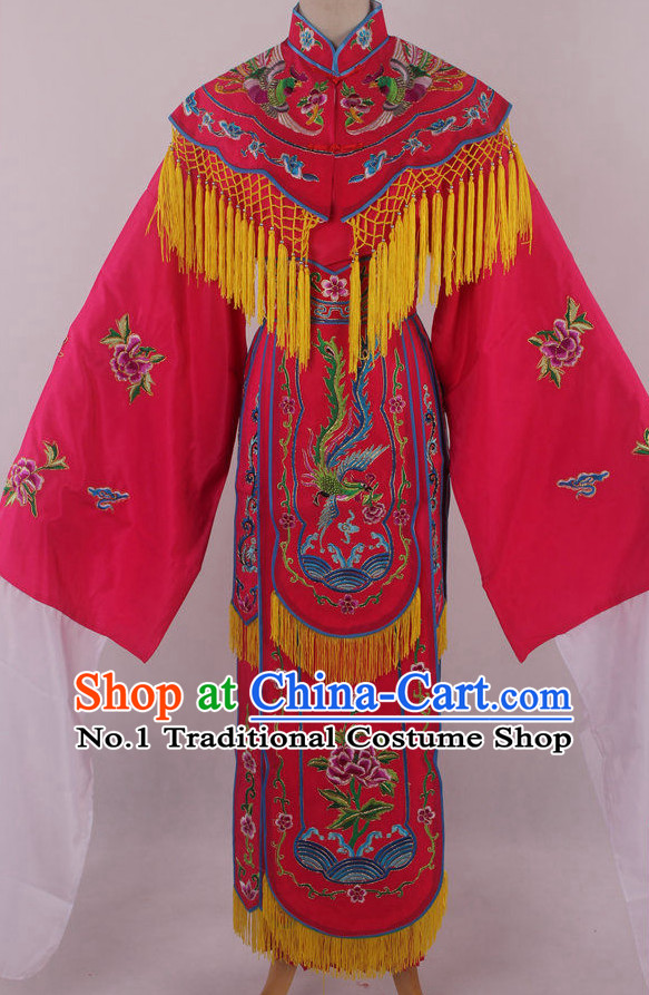 Chinese Beijing Opera Peking Opera Empress Phoenix Costumes for Women