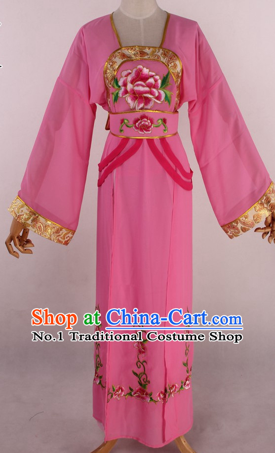 Chinese Culture Chinese Opera Costumes Chinese Cantonese Opera Beijing Opera Costumes Hua Tan Water Sleeves Costumes