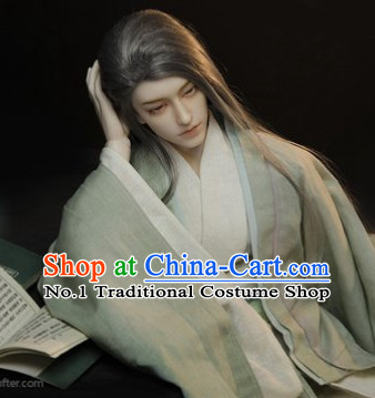 Traditional Chinese Hanfu Clothes for Men