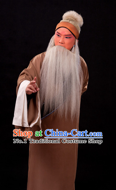 Asian Fashion China Traditional Chinese Dress Ancient Chinese Clothing Chinese Traditional Wear Chinese Opera Old Man Costumes