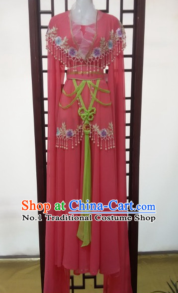 Asian Chinese Traditional Dress Theatrical Costumes Ancient Chinese Clothing Chinese Attire Mandarin Opera Female Costumes