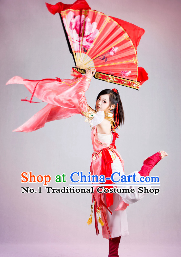 Asia Fashion Chinese Classical Dancing Fan