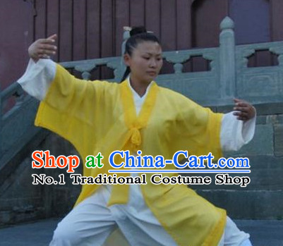 Chinese Ancient Wudang Mountain Taoist Costumes for Women