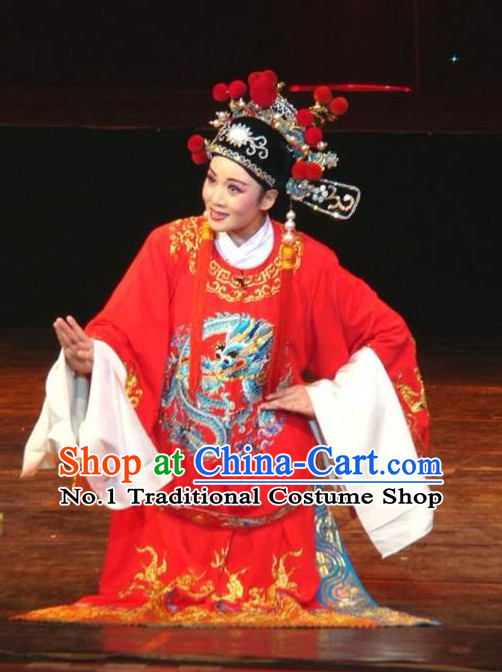 Chinese Traditional Dresses Theatrical Costumes Ancient Chinese Clothing Hanfu Wedding Bridegroom Clothes