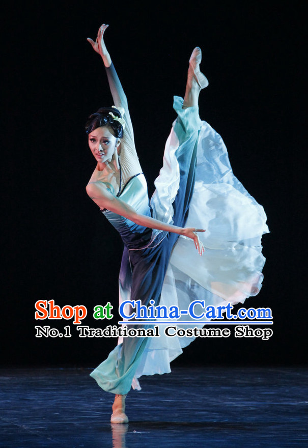 Asia Fashion Chinese Classical Dance Costume for Girls or Women