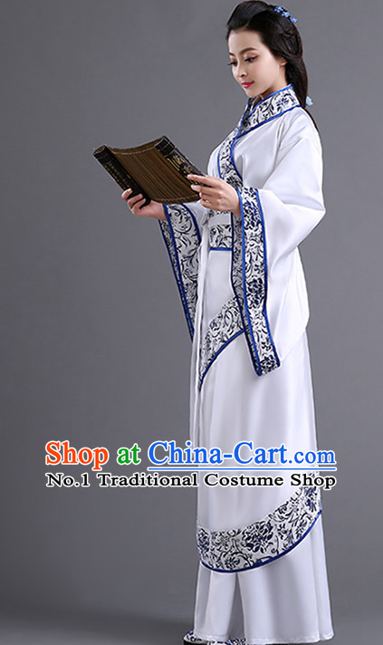 Chinese Hanfu Asian Fashion Japanese Fashion Plus Size Dresses Traditional Clothing Asian Hanfu Quju Clothing for Girls