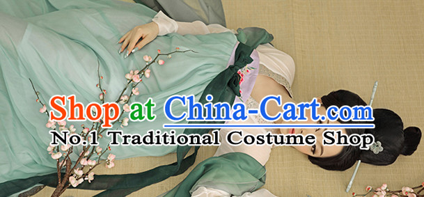 Traditional Chinese Minguo Time Hanfu Dress Ancient Chinese Dress Clothing