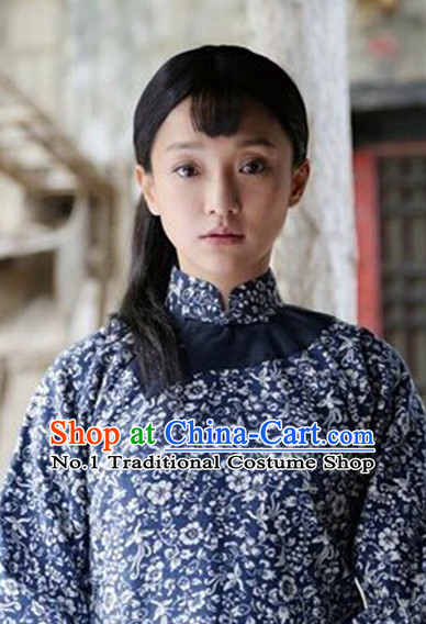 Chinese Traditional Mandarin Jacket Clothes for Women