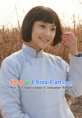 Chinese Traditional Mandarin Jacket for Women