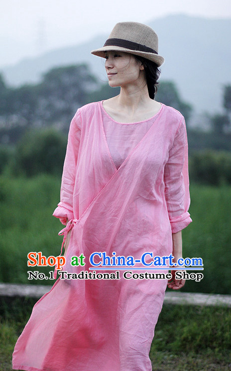 Chinese Traditional Mandarin Clothing for Women