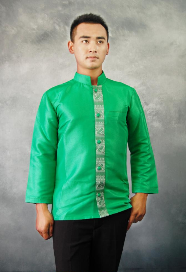 Thailand Traditional National Dresses Complete Set for Men