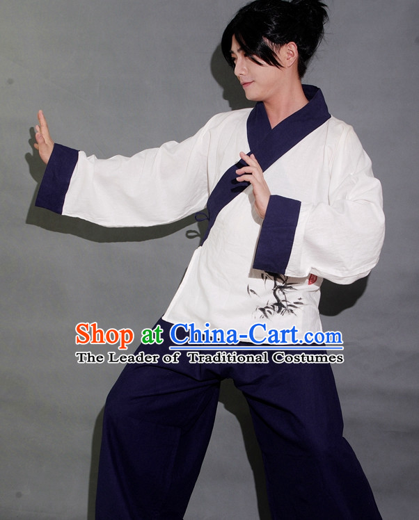 Chinese Male Hanfu Costume Ancient Costume Traditional Clothing Traditiional Dress Clothing online