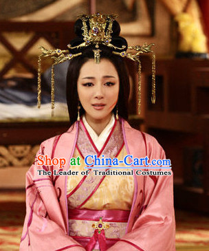 Chinese Ancient Queen Hair Accessories Set