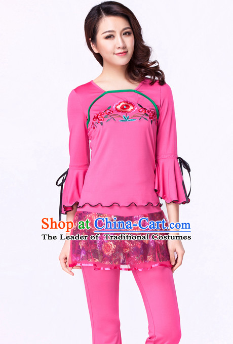032375583ce6 Chinese Style Parade Modern Costume Ideas Dancewear Supply Dance Wear Dance  Clothes Suit