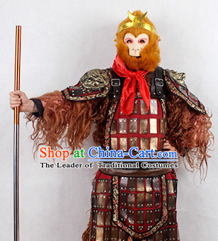 Monkey King Sun Wukong Costumes