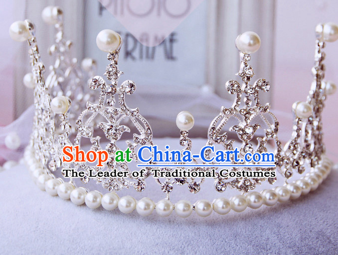 Romantic Princess Crown Hair Accessories Hair Jewelry