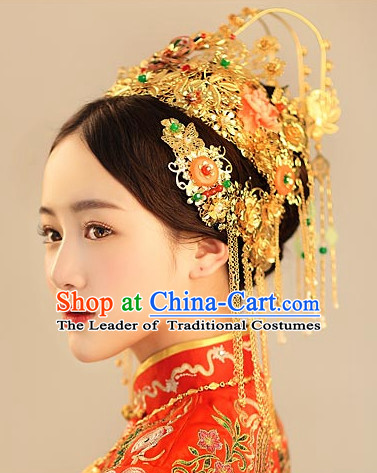 Ancient Chinese Tang Dynasty Empress Hair .Accessories