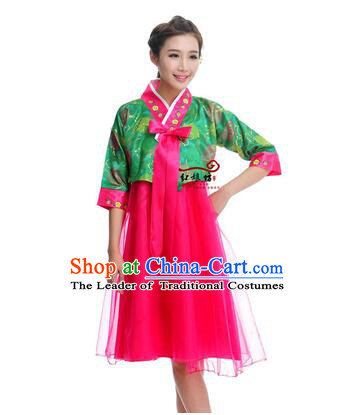 Women Shirt Skirt Korean Clothes Show Costume Shirt Sleeves Korean Traditional Dress Dae Jang Geum Green Top Red Skirt