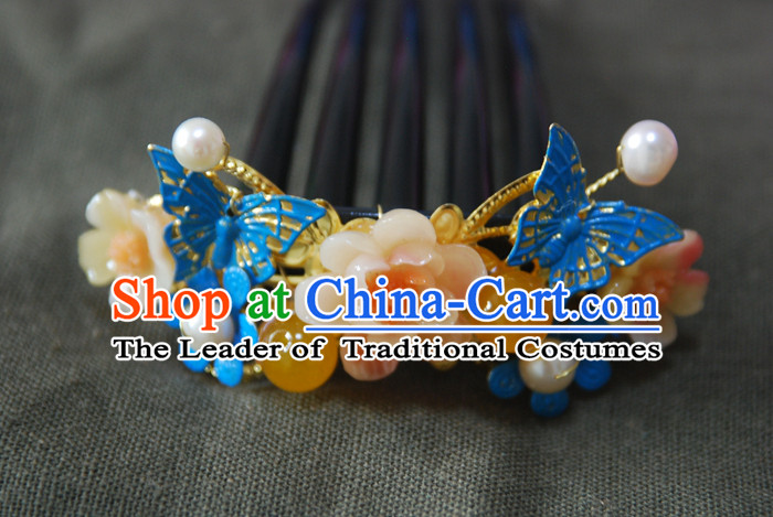 Chinese Ancient Style Hair Jewelry Accessories, Hairpins, Headwear, Headdress, Hanfu Hair Fascinators for Women