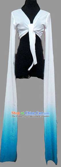Chinese Classic Water Sleeve Dance Costumes for Women or Girls