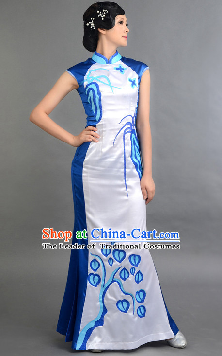 Traditional Chinese Dance Costumes Custom Dance Costume Folk Dance Chinese Dress Cultural Dances