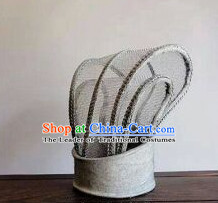 Ancient Asian Chinese Headdress Oriental Headwear Hat Coronet for Men Boys
