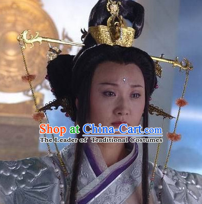 Ancient Chinese Style Empress Hair Jewelry Set
