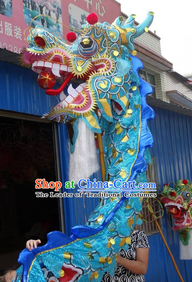 Best 2008 Beijing Olympic Games Opening Ceremony Dragon Dance Costume Complete Set