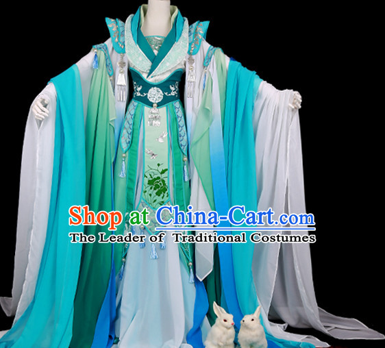 Traditional Chinese Imperial Court Princess Dress Asian Clothing National Hanfu Costume Han China Style Costumes Robe Attire Ancient Dynasty Dresses Complete Set for Women
