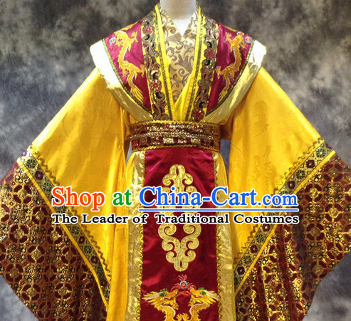 Ancient Chinese Costumes Imperial Costume Halloween Costumes Hanfu Chinese Emperor Dresses Chinese Clothing