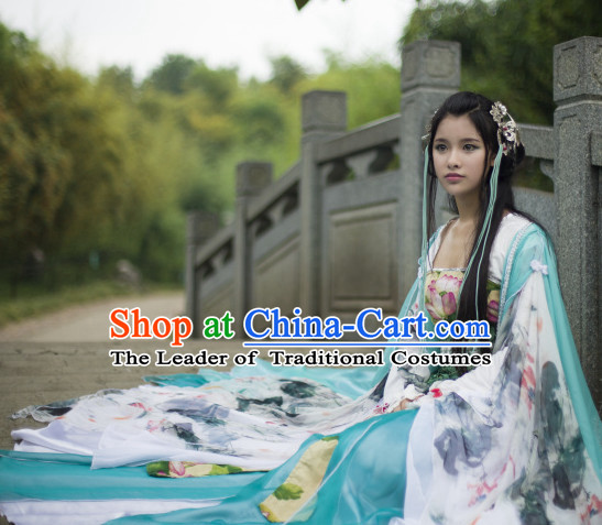 Chinese High Quality Cosplay Fairy Princess Costume Cosplay Costumes Complete Set for Women Girls Children Adults