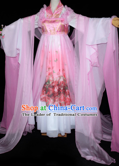 Chinese High Quality Cosplay Fairy Princess Goddness Costume Cosplay Costumes Complete Set for Women Girls Children Adults