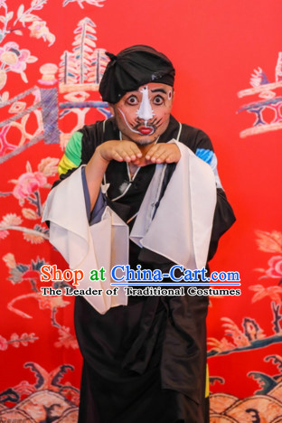 China Beijing Opera Peking Opera Clown Costume Opera Costumes