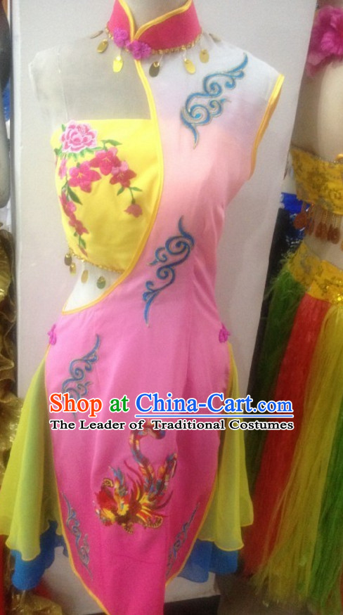 Chinese Classical Dance Costume Embroidered Women Hanfu Dress Gown Costumes Ancient Costume Clothing Complete Set