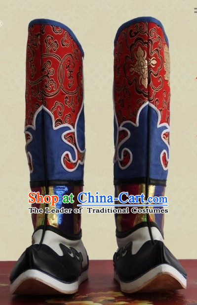 Mongolian Minority Mongol Dress Mongolia Minority Dresses Ethnic Mongolian Costume Complete Set