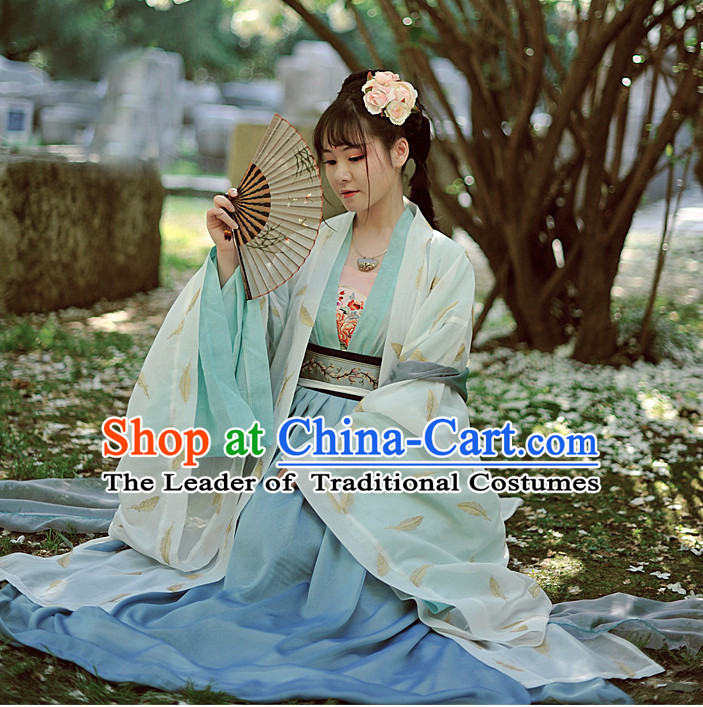 Chinese Han Dynasty Princess Hanfu Drama Performance Festival Celebration China Film Beauty Dress Rental Garment
